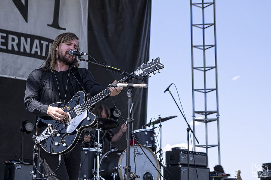 Band of Skulls at Pointfest on May 10th, 2014 65803
