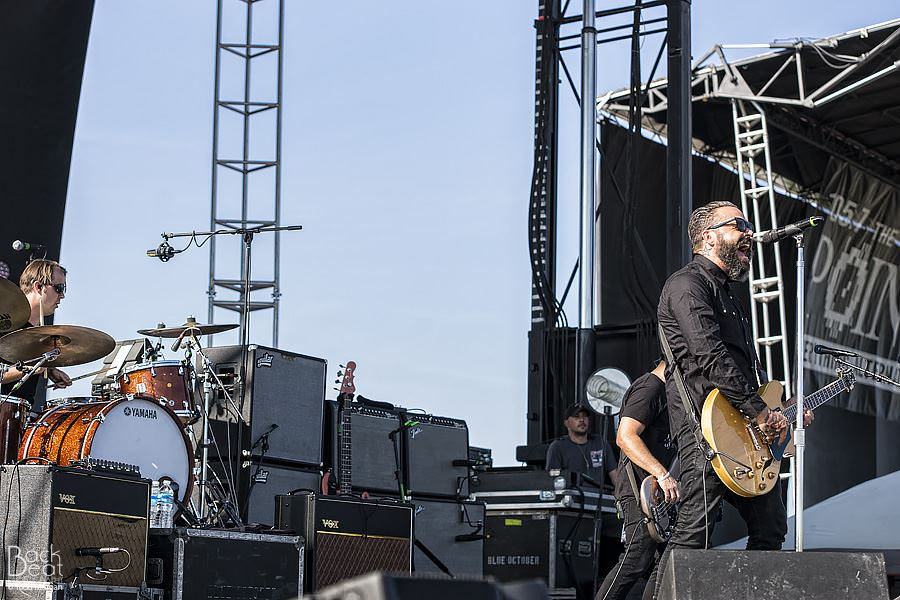 Blue October at Pointfest on May 10th, 2014 65702