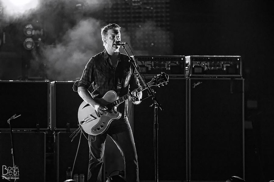 Queens of the Stone Age at Pointfest on May 10th, 2014 61209