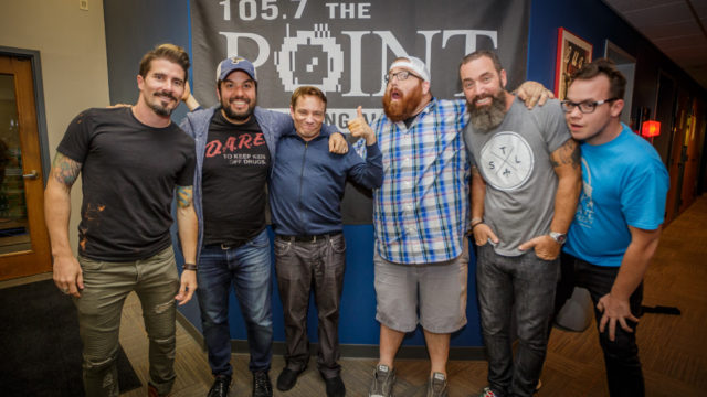 Chris Kattan Stops By The Rizzuto Show 04 9092 9092