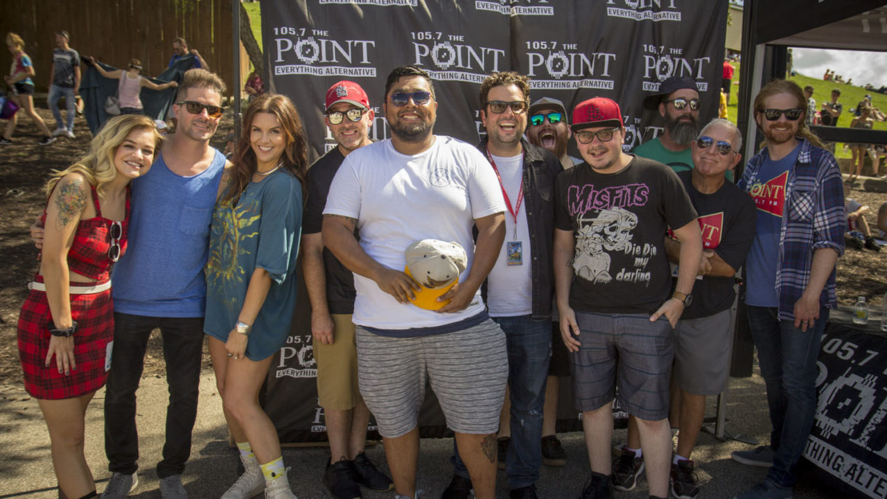 Point DJ Meet and Greet at WayBack Pointfest 101 150003