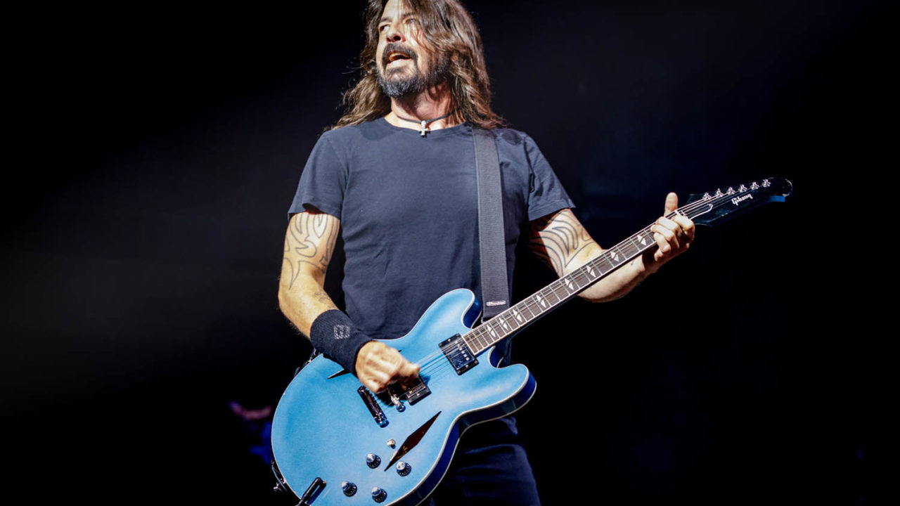 Foo Fighters perform at Enterprise Center in St. Louis in 2018 151133