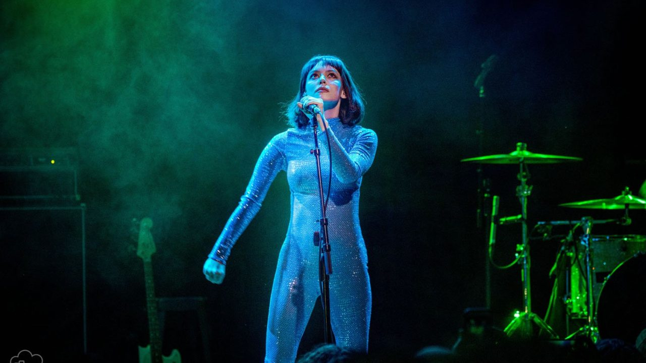 Meg Myers performs at a Point Hoho Show (2018) 152935