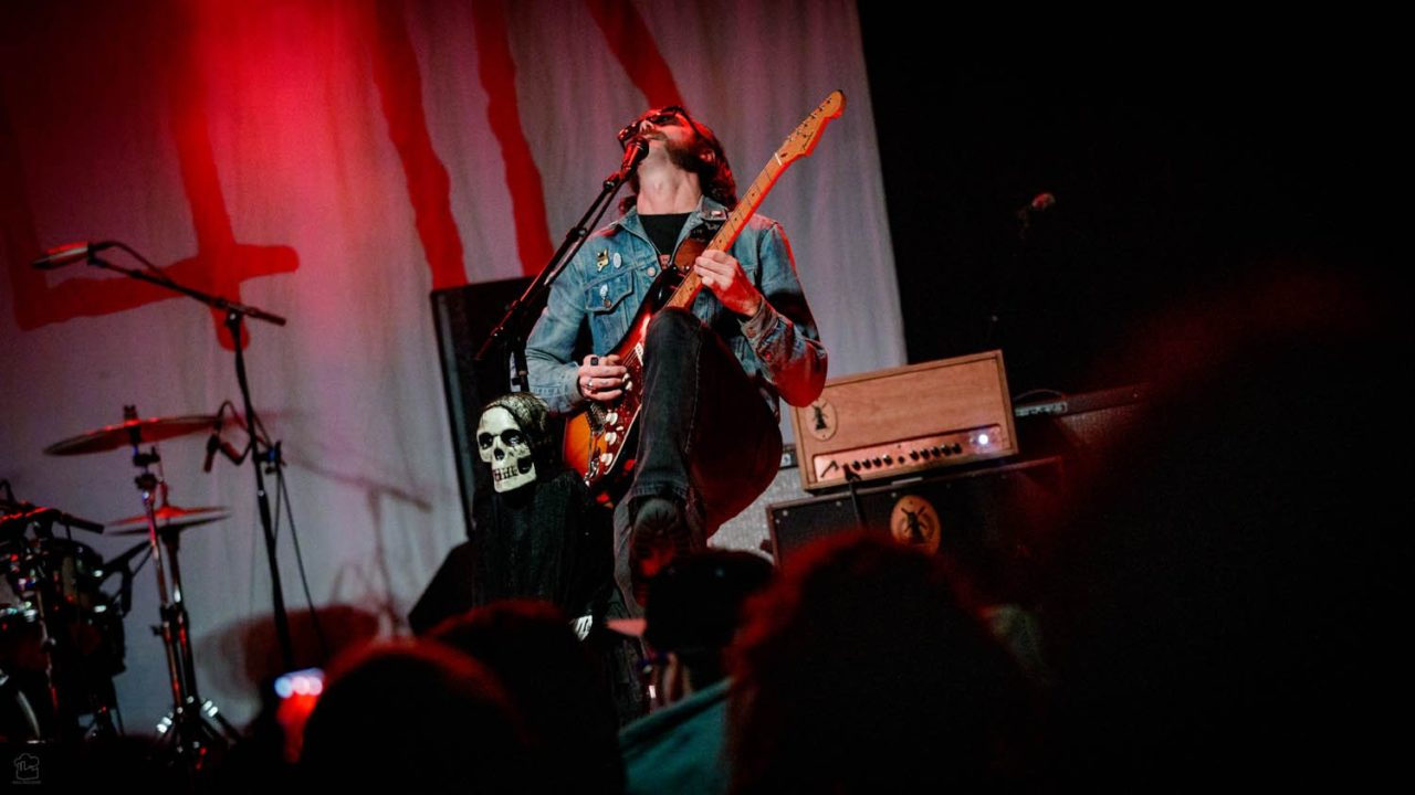 Brother Lee and the Leather Jackals play a 2019 Point Birthmonth Show 155316