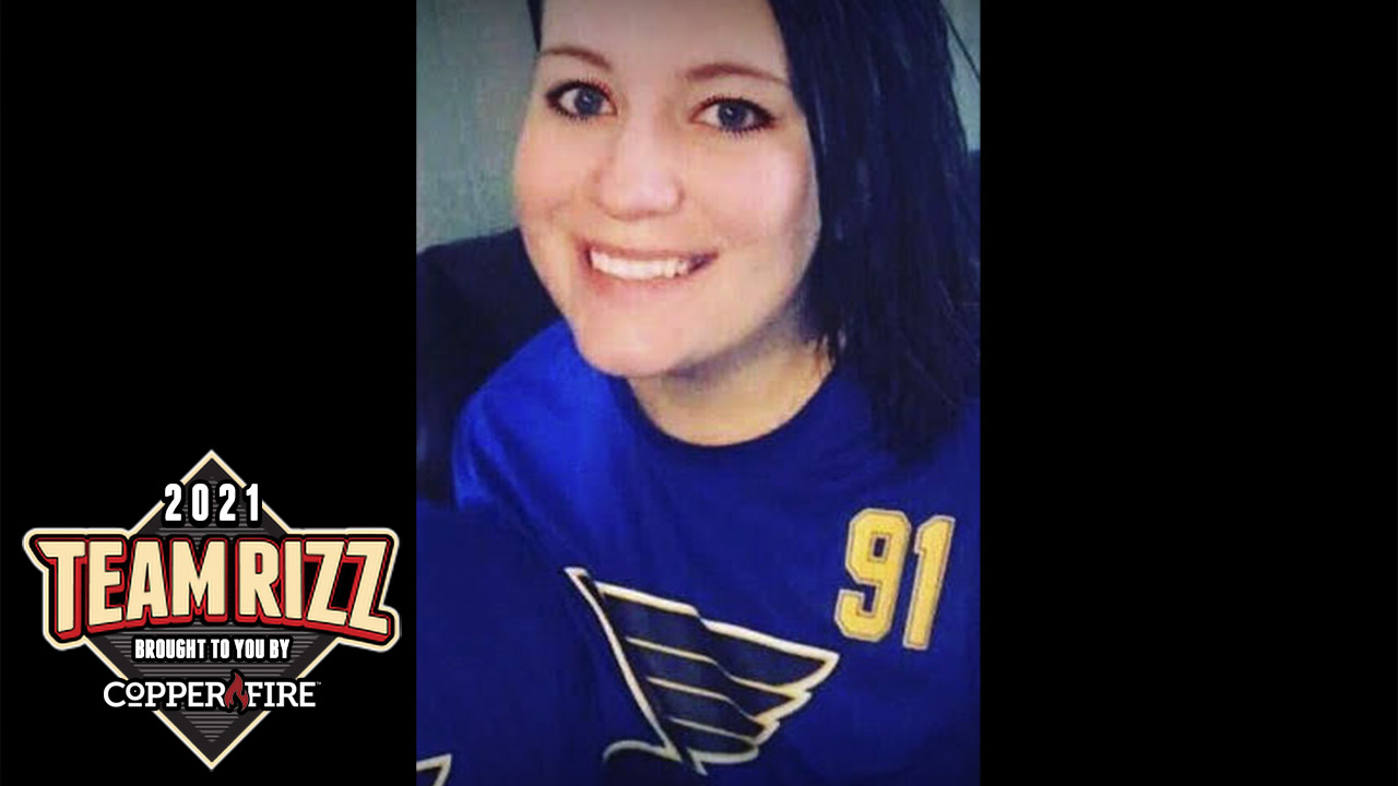 Kaitlin Dillard is today's Team Rizz member of the day!